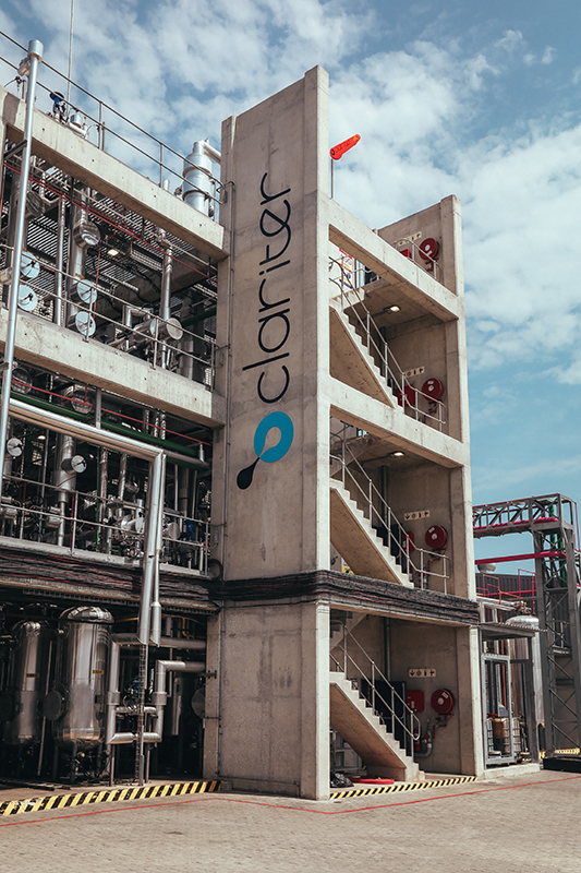 Clariter Turning Plastic Waste Into Sustainable Products